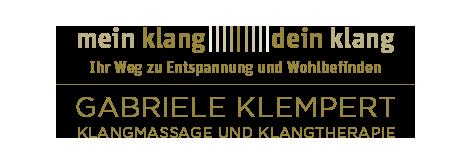 Klangmassage und Klangtherapie München